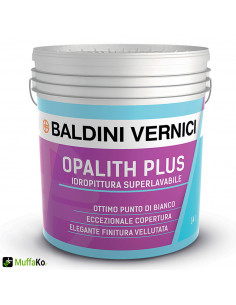Pittura OPALITH PLUS Baldini Super Lavabile