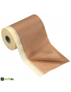 Nastro carta per battiscopa Roll Paint adesivo