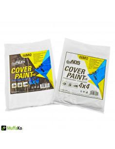 Telo copritutto per imbianchino protezione pavimenti