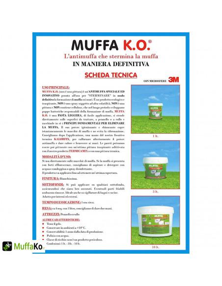 Muffa Ko Tecnostuk lt.1