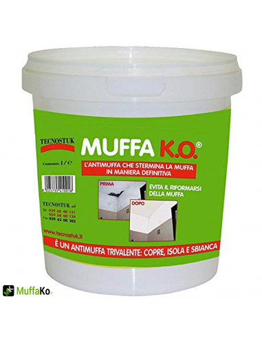 Muffa Ko Tecnostuk lt.3